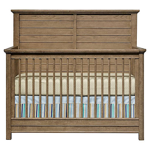 Driftwood Park Crib, Natural