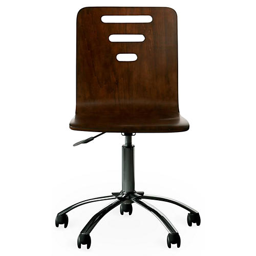 Teaberry Lane Desk Chair, Amber