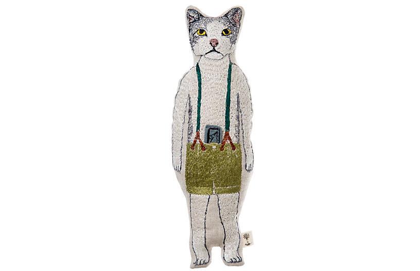Kitty Pocket Doll