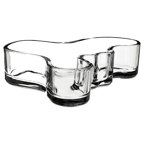Aalto Bowl, Clear