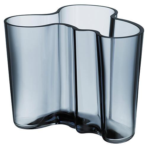 Aalto Vase, Blue