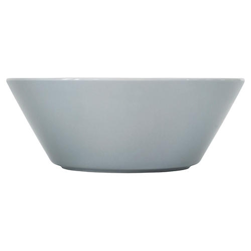 Teema Pearl Gray Cereal Bowl, 16 Oz