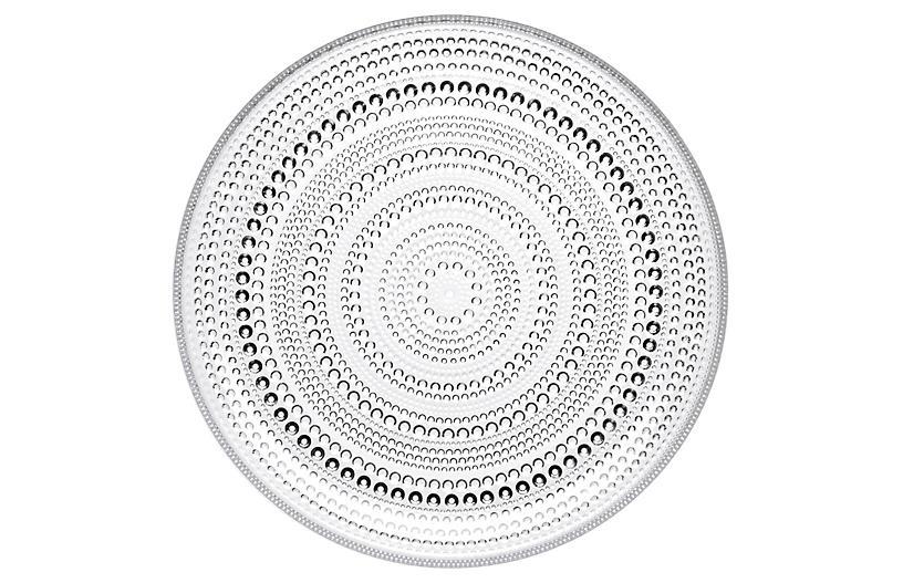 Kastehelmi Dinner Plate