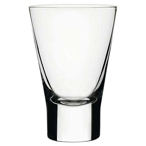 S/2 Aarne Cordial Glasses, Clear