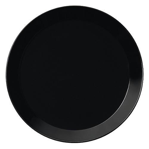 Teema Bread Plate, Black