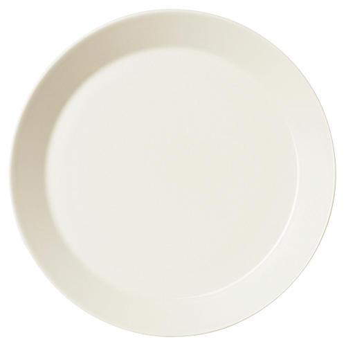 Teema Dinner Plate, White