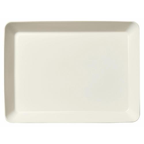 Teema Serving Platter, White