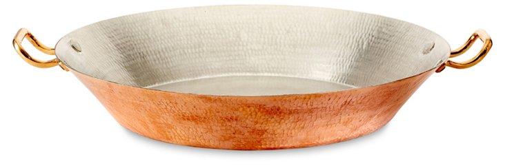 Paella Pan, Copper