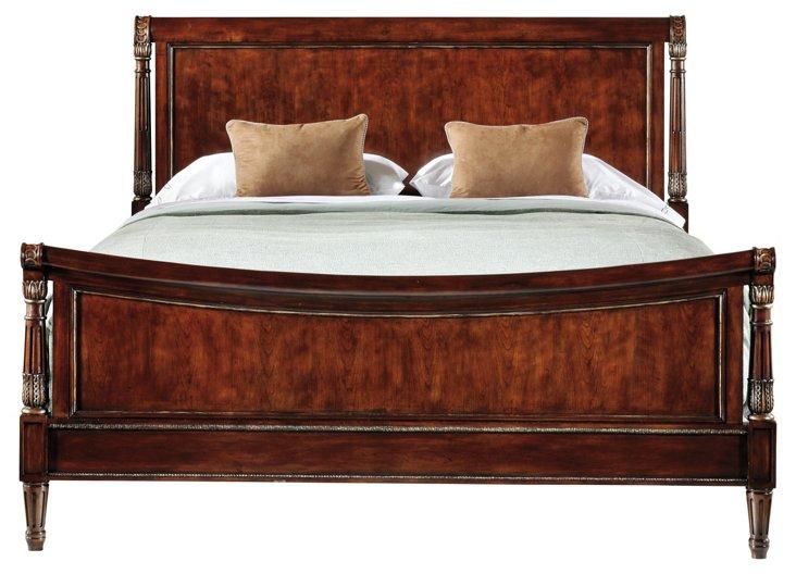 Reverie Sleigh Bed