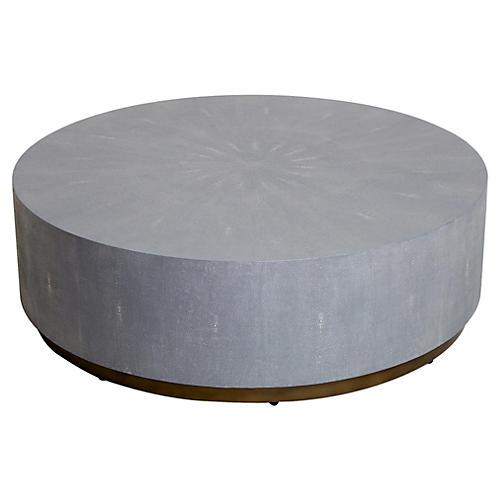 Kenzo Coffee Table, Gray