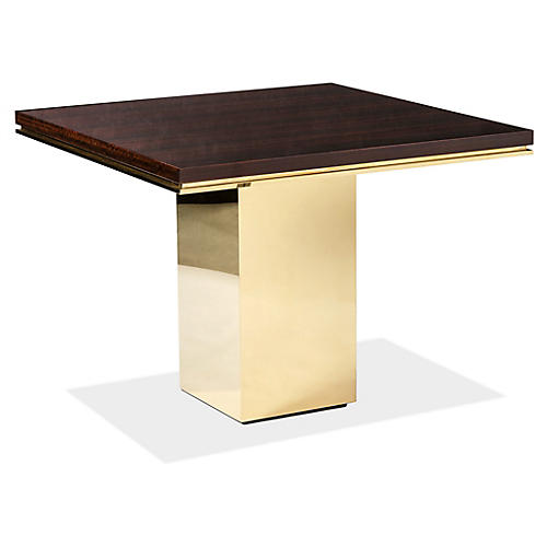 Anka Dining Table, Eucalyptus