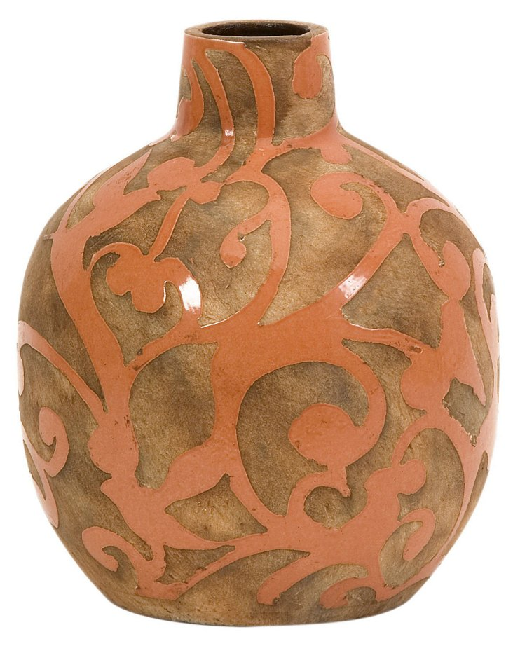 "10"" Crestly Vase"