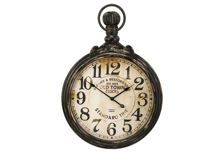 """28"""" Churchill Pocket Wall Clock"""