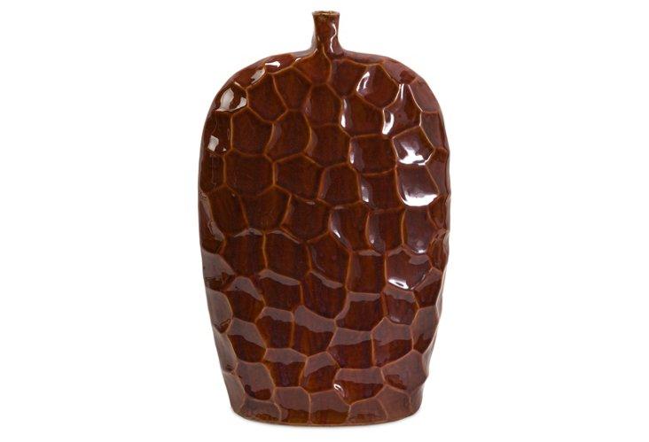 Calisto Large Dimpled Vase