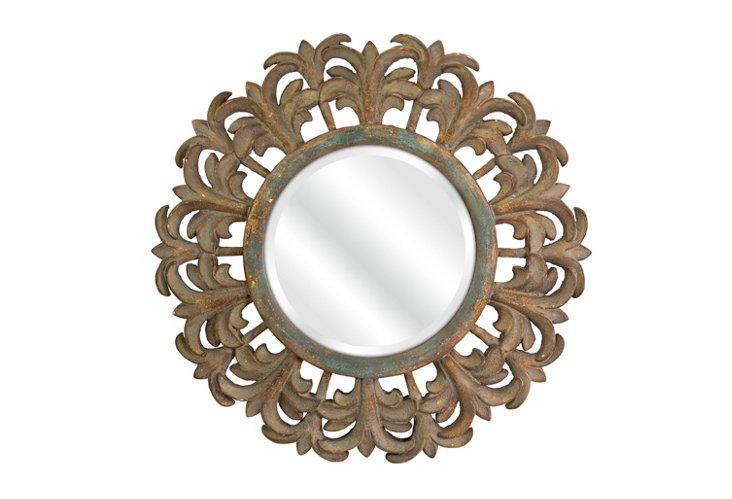 Marlina Beveled Wall Mirror