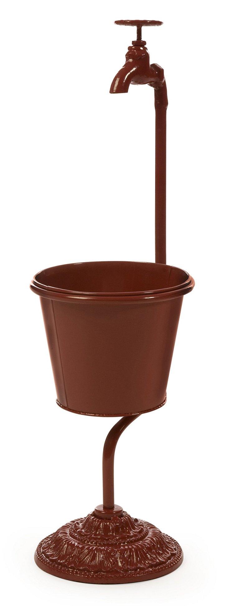 """24"""" Faucet Planter"""