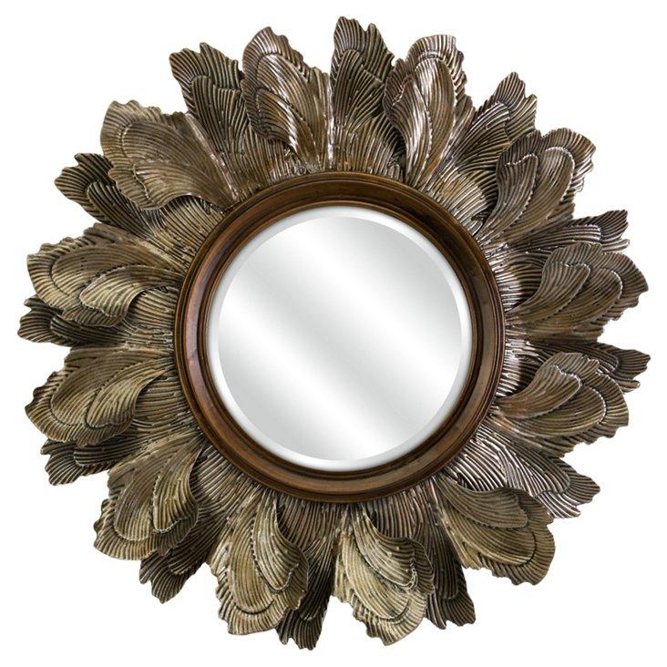 Moray Round Mirror
