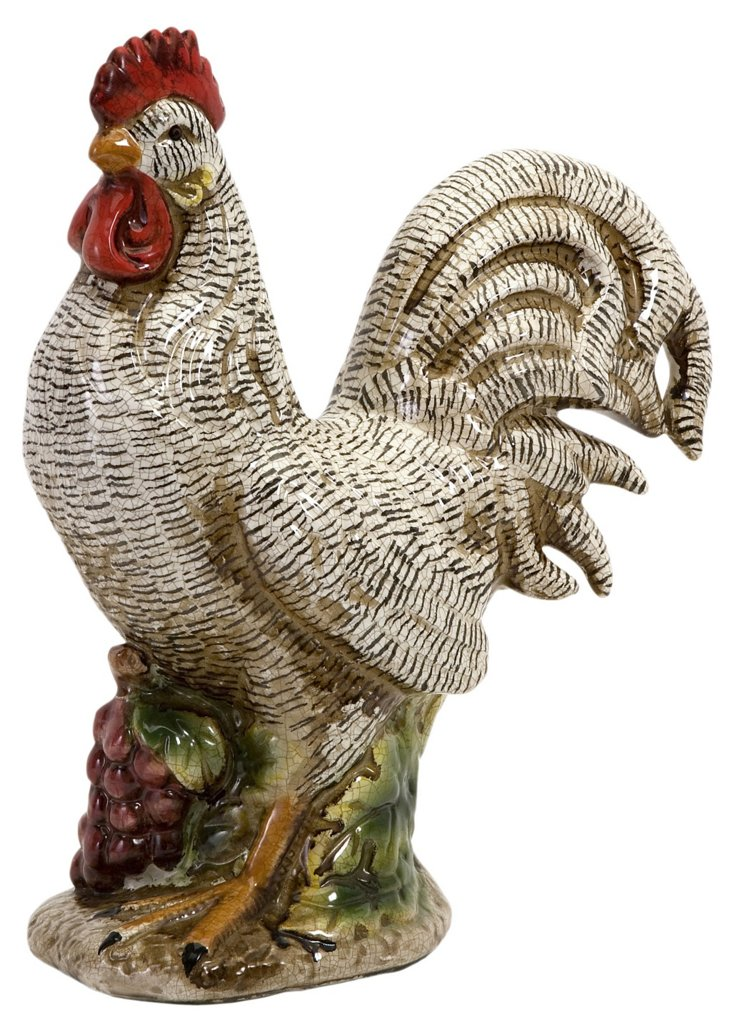 Cuckoo Rooster