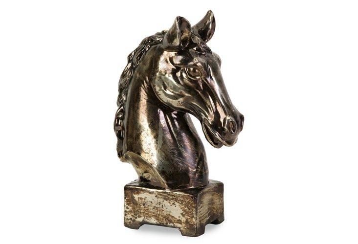 "16"" Stallion Bust"