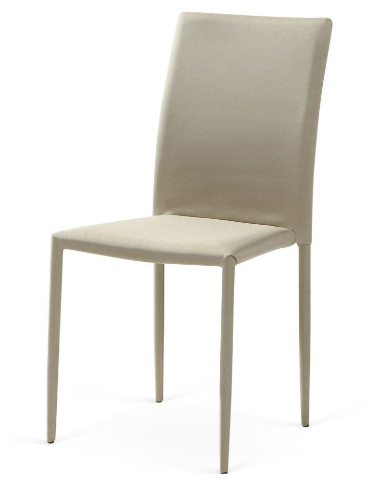DNU, D-Kimba Chair, Clay
