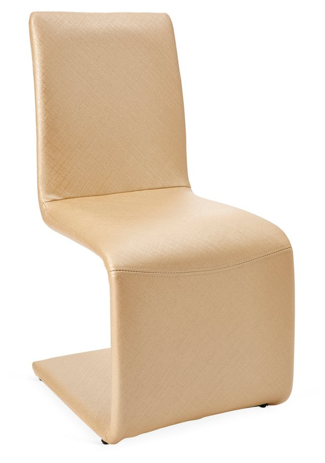 Belle Chair, Champagne