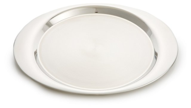 Stainless Steel Prego Tray