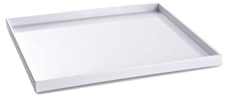 Polar Tray, White