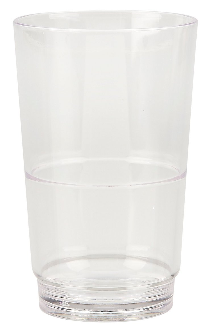 S/6 Maui Highball Glasses, Clear
