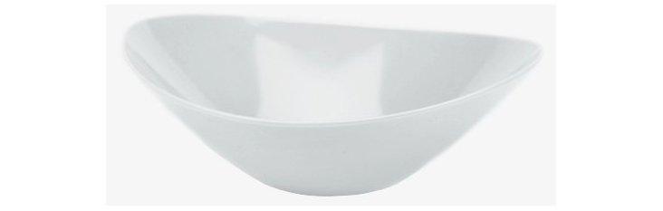Verona Bowl, White
