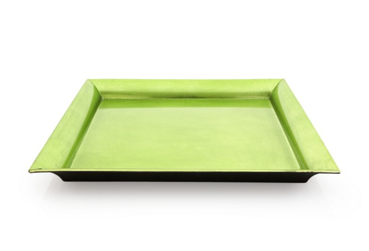 Mimi Tray Square Green