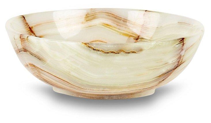 Bombay Onyx Bowl, Large