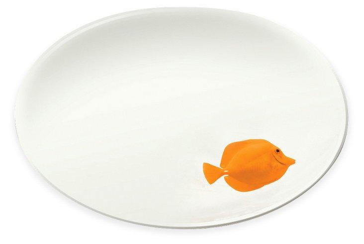 S/4 Melamine Fish Plates