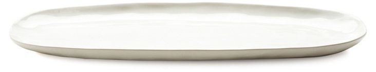 Tuscan Snack Tray White