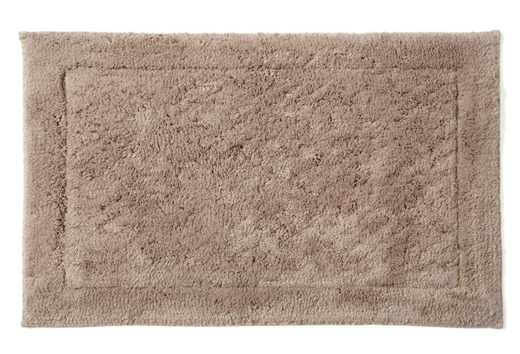 Sublime Bath Rug, Stone