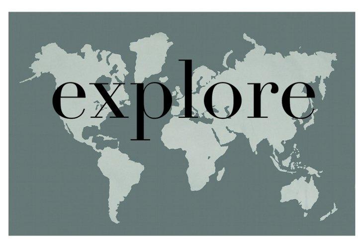 Explore, Gray