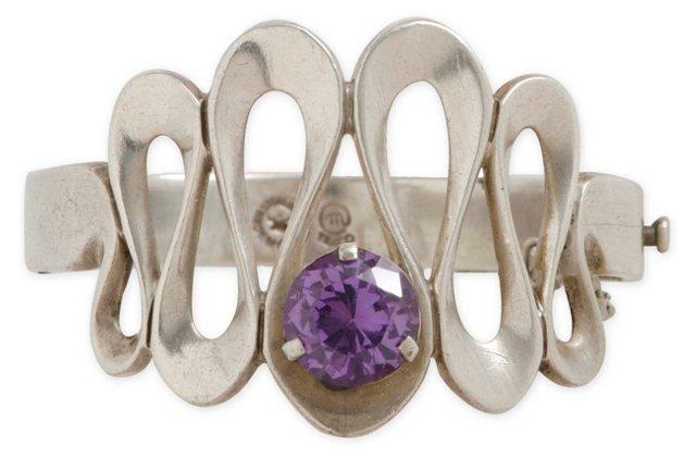 Melendez Taxco Silver Bracelet