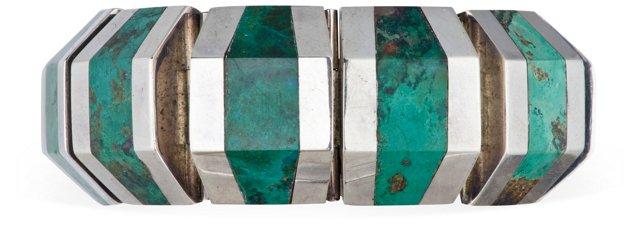 Ledesma Taxco Malachite Bracelet