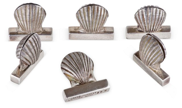 Janna Place-Card Holders, Set of 6