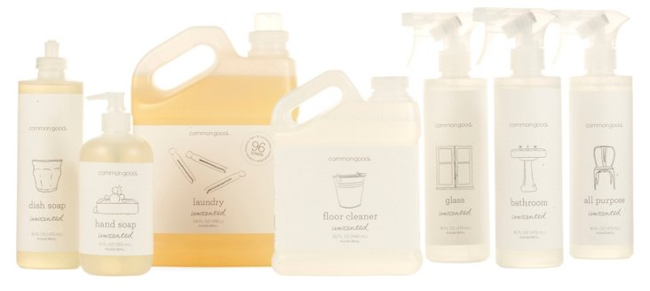 Clean in Every Way Set, Unscented