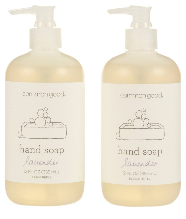 Hand Soap Duo, Lavender