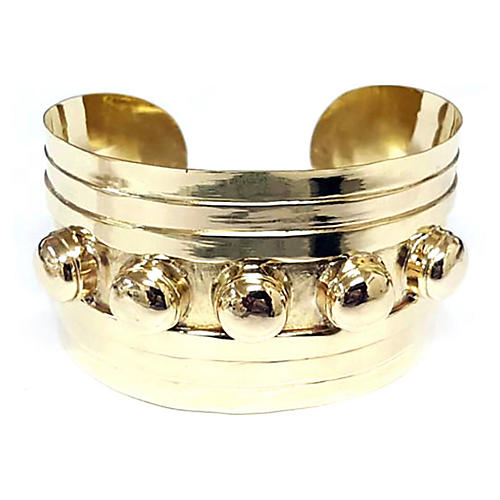Austin Cuff, Brass