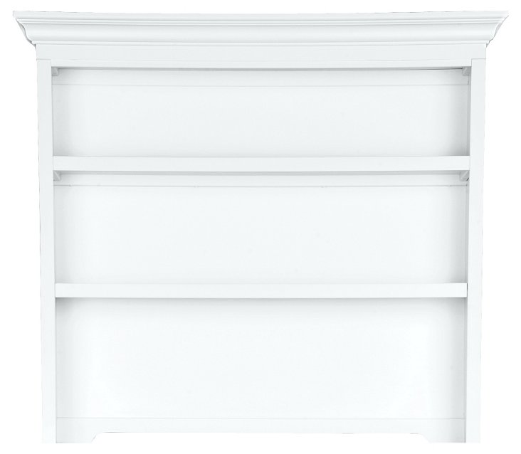Myhaven Hutch, White