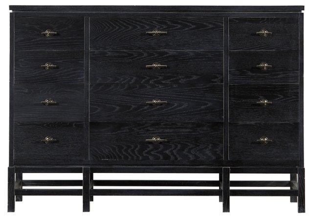 Tranquility Isle Dresser, Black