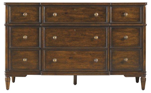 """Radford 64"""" Dresser, Russet"""
