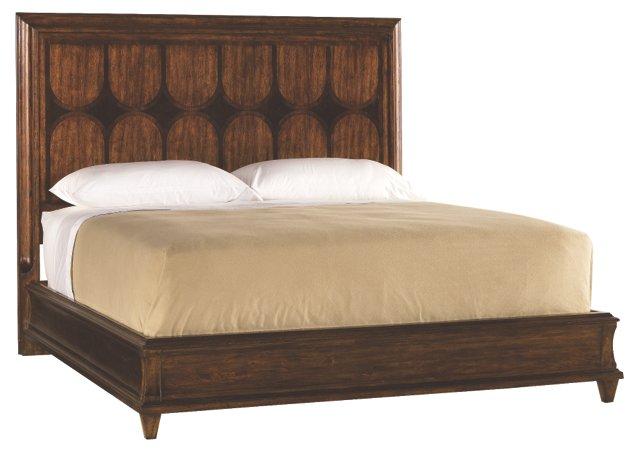 Archipelago Calypso Panel Bed, Queen