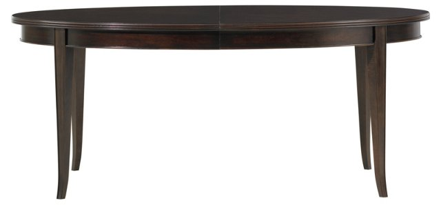 """Riverside 74"""" Extension Dining Table"""