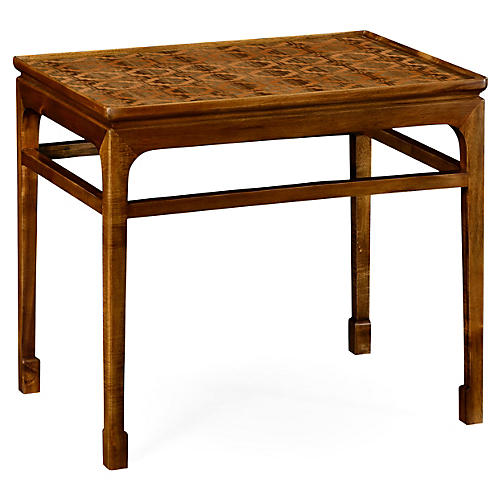Leyburn Side Table, Toffee