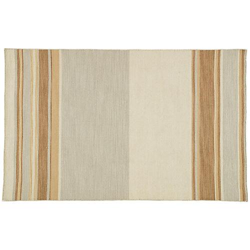 Henry Flat-Weave Rug, Sand
