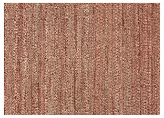 2'x3' Walden Hemp-Blend Rug, Mocha