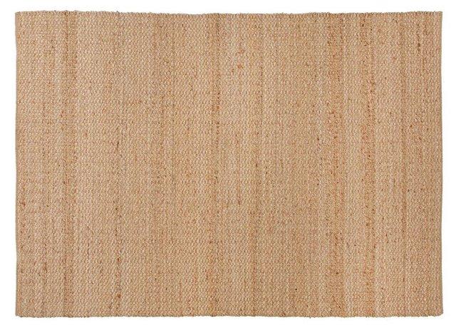 Tasha Jute-Blend Rug, Brown